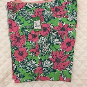 NWT Lilly Pulitzer shorts size 16
